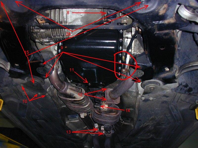 2012 audi a4 transmission removal