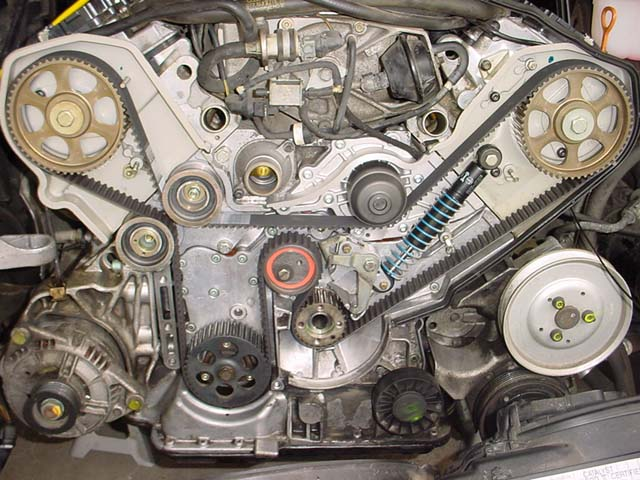A Timing Belt Problems Audi Forums Engine And Solutions