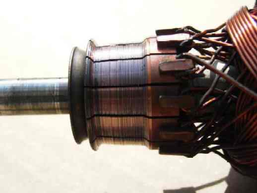 Fan Commutator
