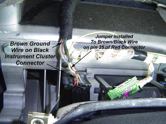 Audi Brake Pad Warning Light