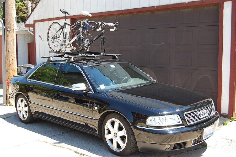 A8 S8 D3 Bike Rack Audiworld Forums