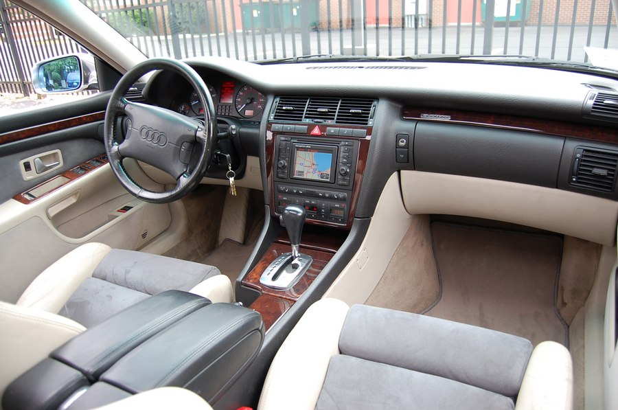 Adams Rotors D2 Audi A8 Interior Wwwimagessurecom