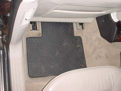Audi Area Audi A8 Winter Floor Mats