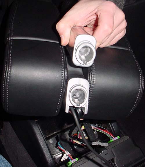 Audipages Center Armrest Upgrade
