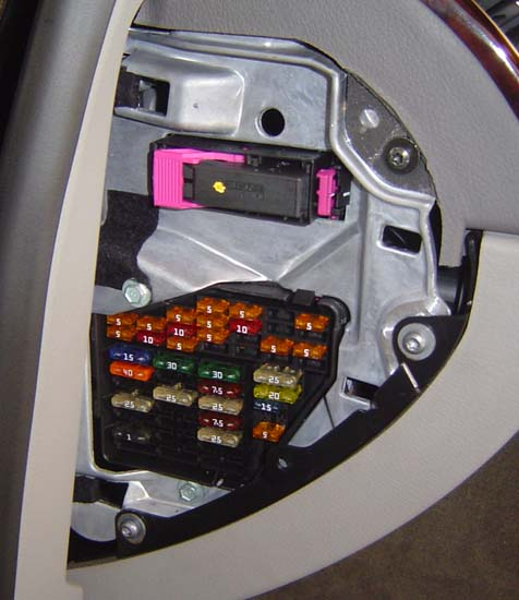 2012 audi a8 fuse box audipages installing a bluetooth hands free kit in an audi ...