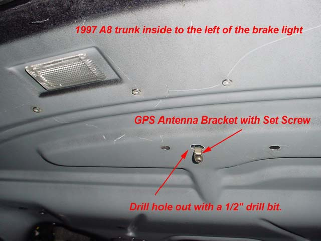 How To Upgrade Car Gps Antenna For An Audi '00'03 A8sb Navigation Rhhowtogpsblogspot: 2000 Honda Accord Antenna Location At Gmaili.net
